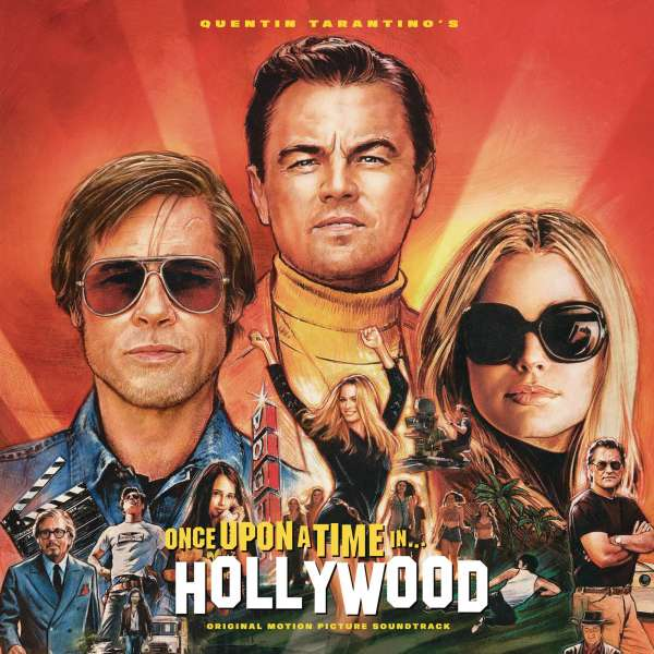 OST - CD Quentin Tarantino's Once Upon a Time In Hollywood