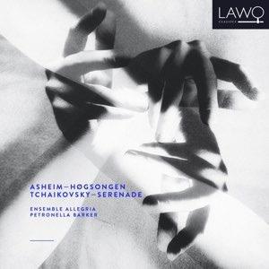 CD ENSEMBLE ALLEGRIA - ASHEIM: HOGSONGEN / TCHAIKOVSKY: SERENADE