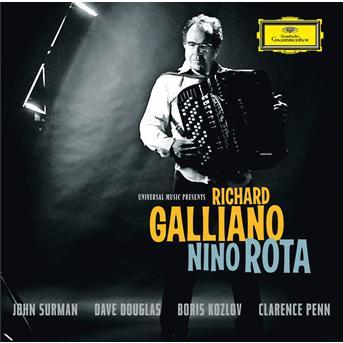 CD GALLIANO RICHARD - R.GALLIANO-NINO ROTA