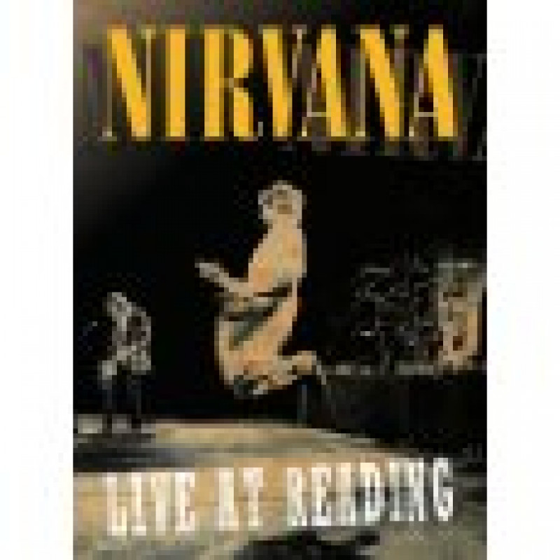 Nirvana - DVD LIVE AT READING