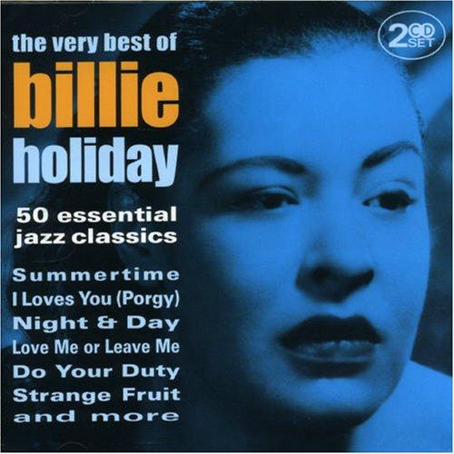 CD HOLIDAY, BILLIE - VERY BEST OF