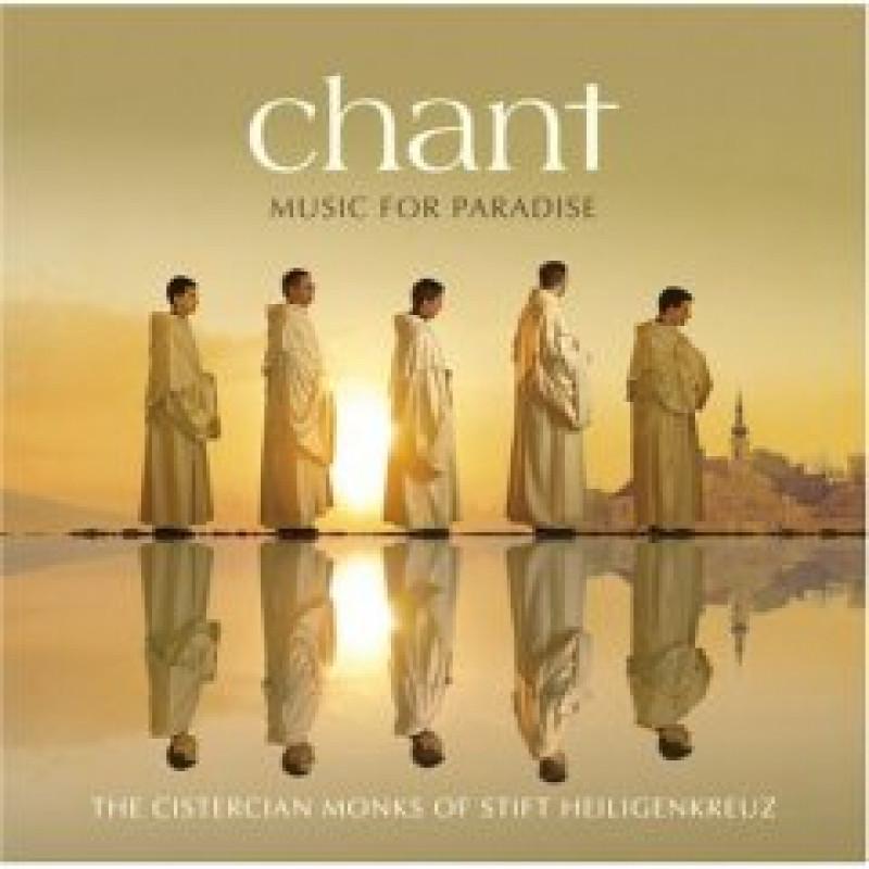 CD CISTERCIAN MONKS - CHANT-MUSIC FOR PARADISE