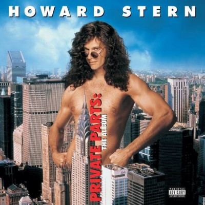 OST - Vinyl RSD - HOWARD STERN PRIVATE PARTS: THE ALBUM