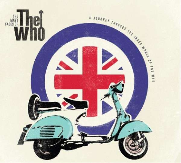 CD WHO.=V/A= - MANY FACES OF THE WHO