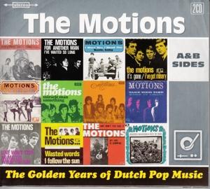 CD MOTIONS - GOLDEN YEARS OF DUTCH POP MUSIC