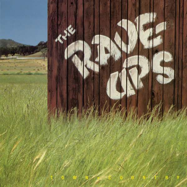 CD RAVE-UPS, THE - TOWN + COUNTRY
