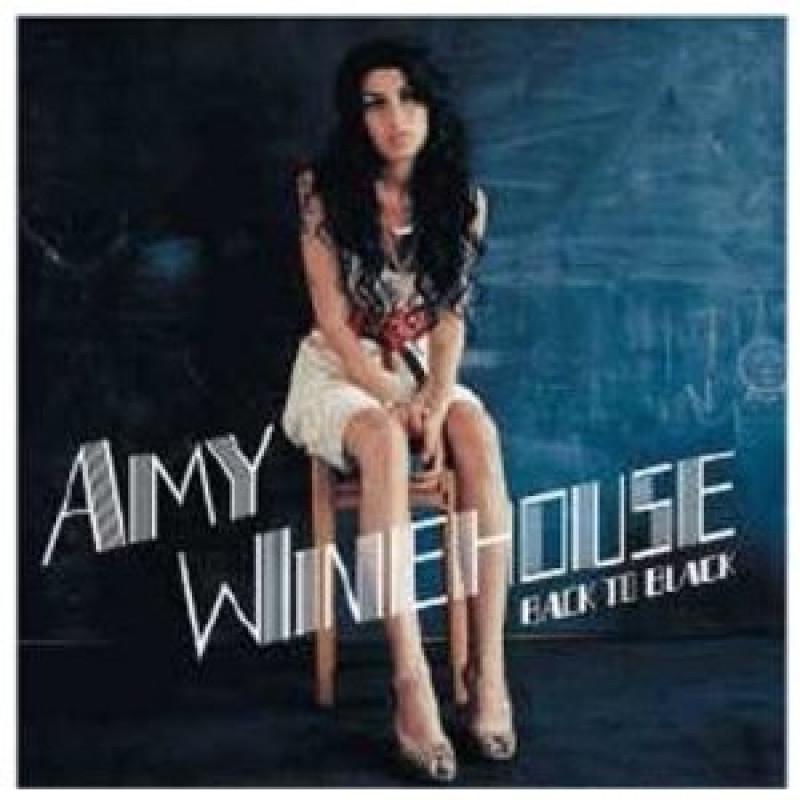 Amy Winehouse - Vinyl WINEHOUSE AMY - BACK TO BLACK