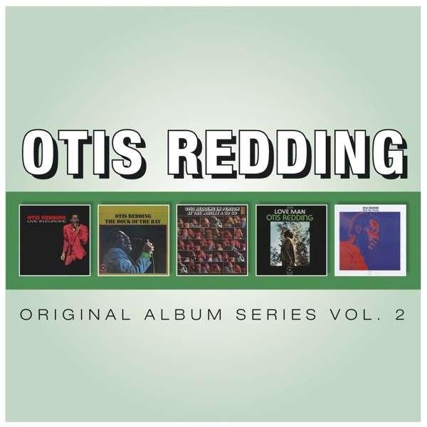 CD REDDING, OTIS - ORIGINAL ALBUM SERIES VOL.2