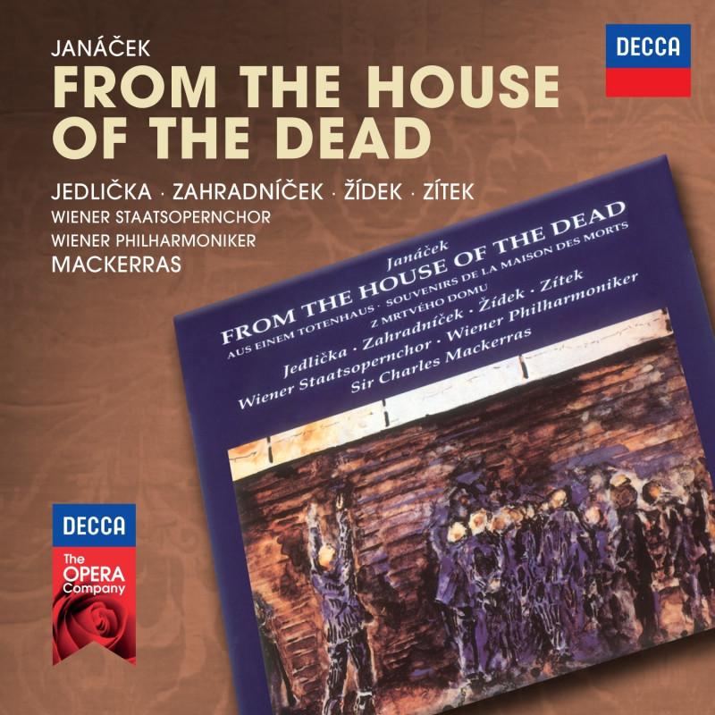 CD MACKERRAS/WPH - Janáček: Z mrtvého domu