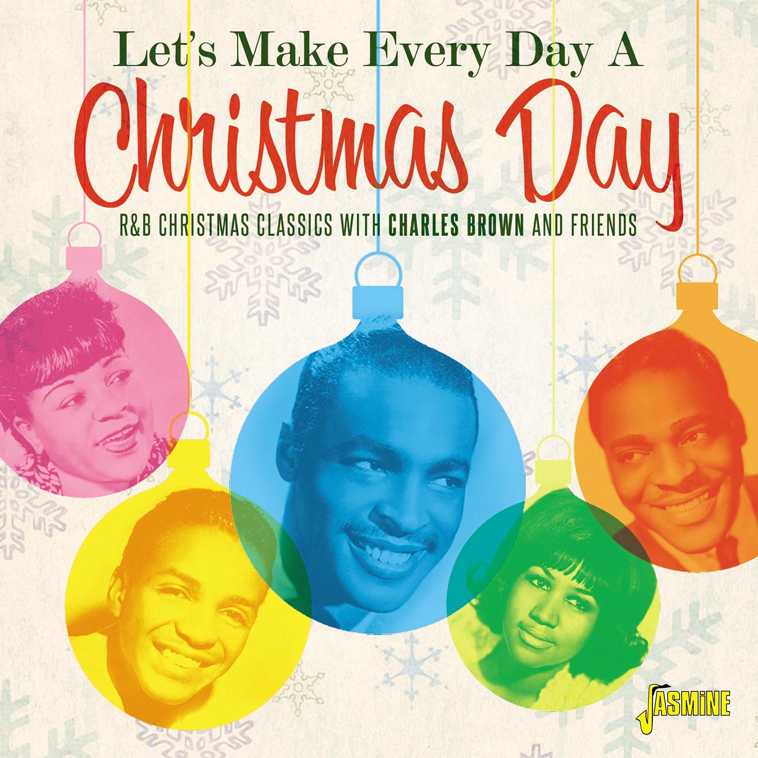 CD V/A - LET'S MAKE EVERY DAY A CHRISTMAS DAY