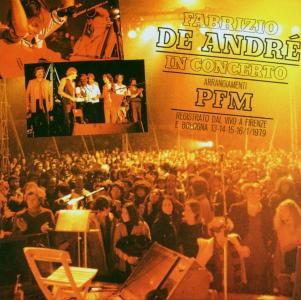 CD ANDRE, FABRIZIO DE - Arrangiamenti P F M