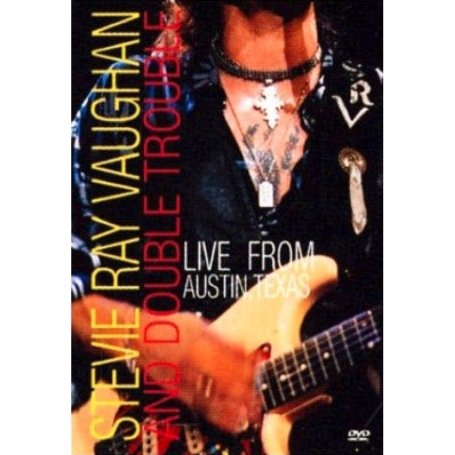 DVD VAUGHAN, STEVIE RAY - Live From Austin Texas