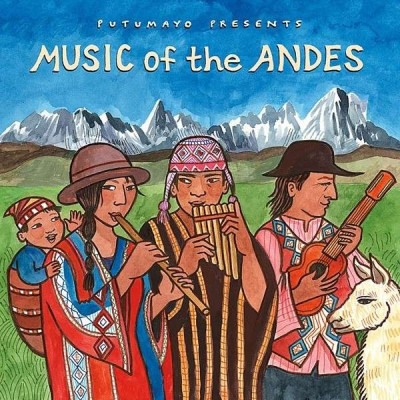 CD V/A - MUSIC OF THE ANDES