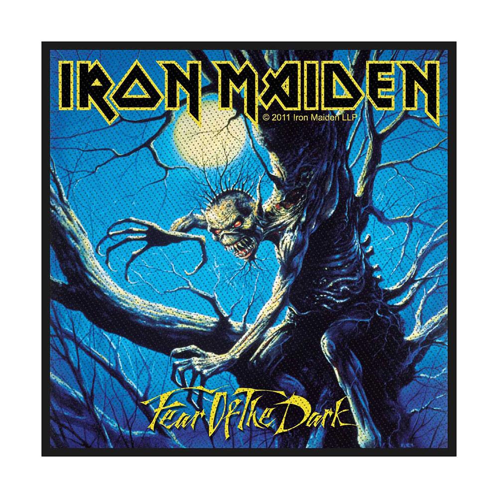 Iron Maiden - Nažehlovačka Fear of the Dark