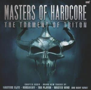 CD V/A - MASTERS OF HARDCORE XXXIV
