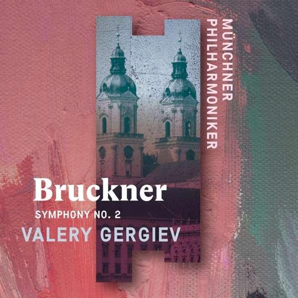 CD BRUCKNER, A. - SYMPHONY NO.2