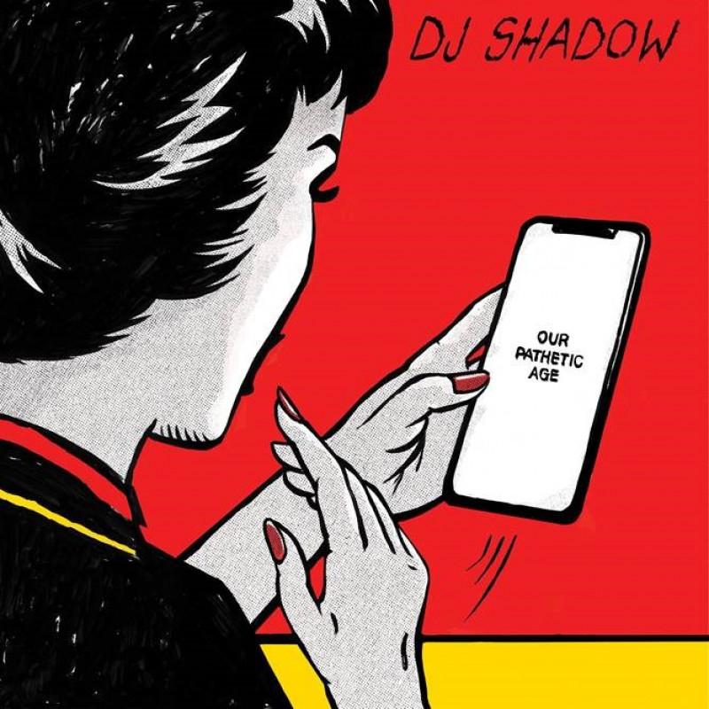 CD DJ SHADOW - OUR PATHETIC AGE