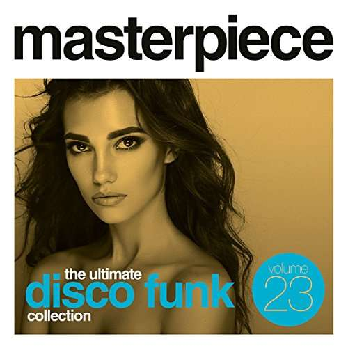 CD V/A - MASTERPIECE THE ULTIMATE DISCO FUNK COLLECTION VOL.23