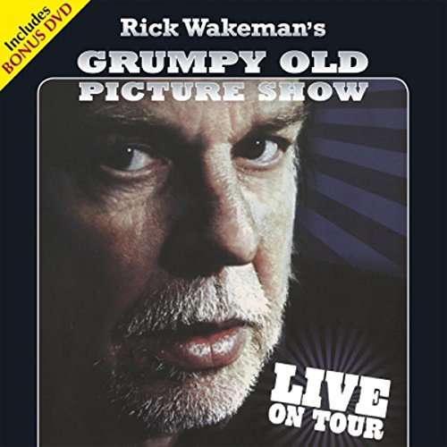 CD WAKEMAN, RICK - GRUMPY OLD PICTURE SHOW