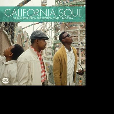 CD V/A - CALIFORNIA SOUL
