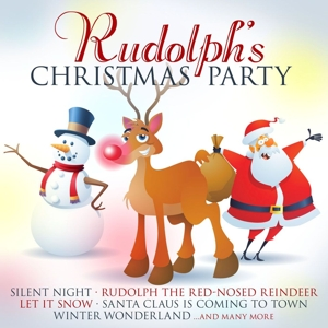 CD V/A - RUDOLPH'S CHRISTMAS PARTY