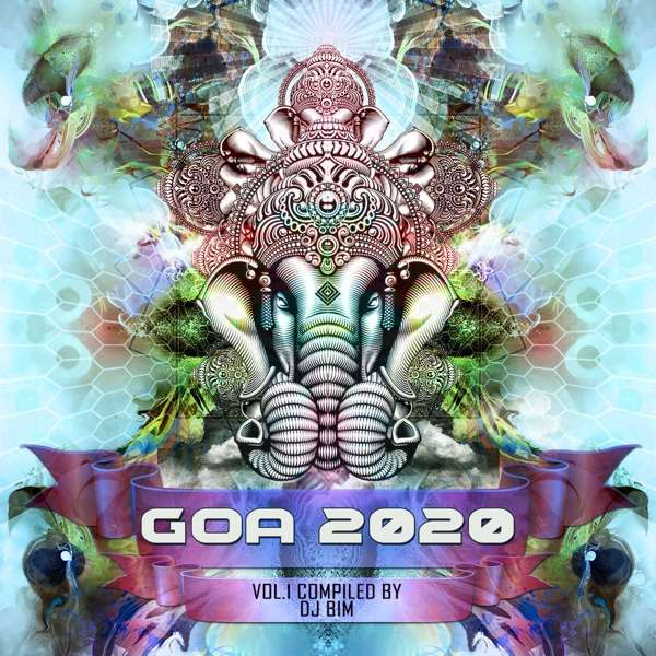 CD V/A - GOA 2020 VOL.1