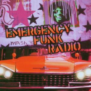 CD V/A - EMERGENCY FUNK RADIO