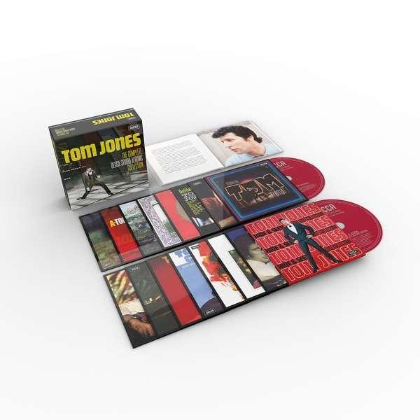 Tom Jones - CD The Complete Decca Studio Albums