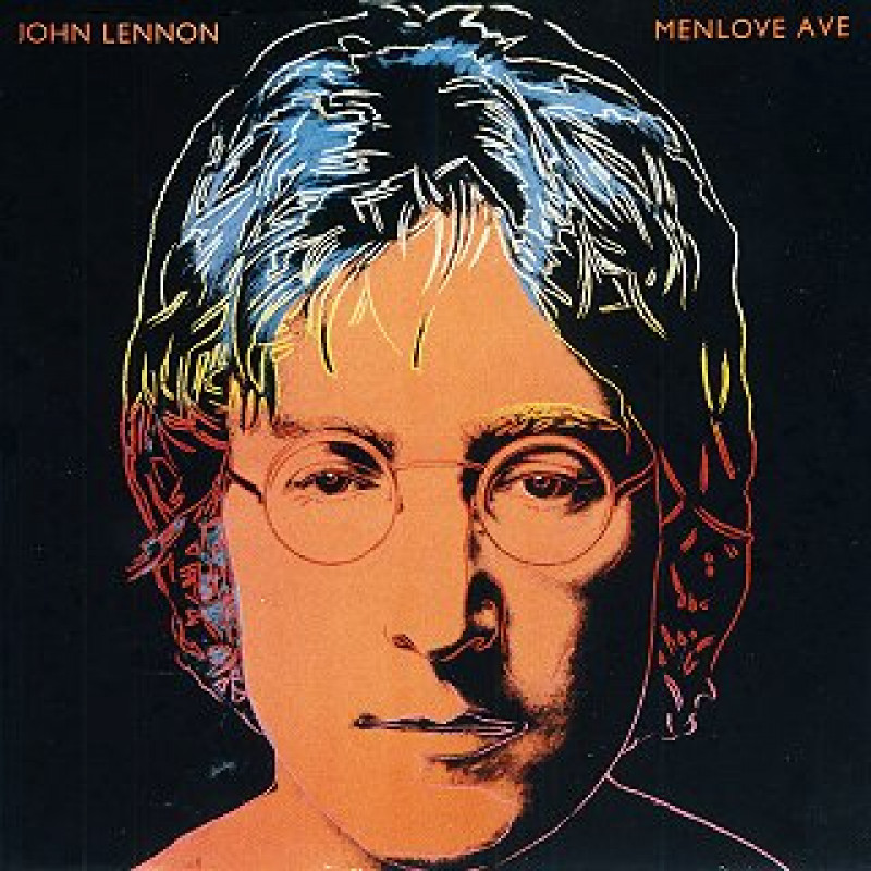 John Lennon - CD LENNON JOHN - MENLOVE AVE