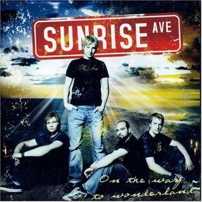 CD SUNRISE AVENUE - ON THE WAY TO WONDERLAN