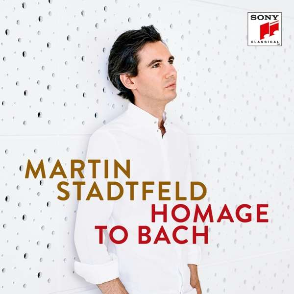 CD STADTFELD, MARTIN - Homage to Bach