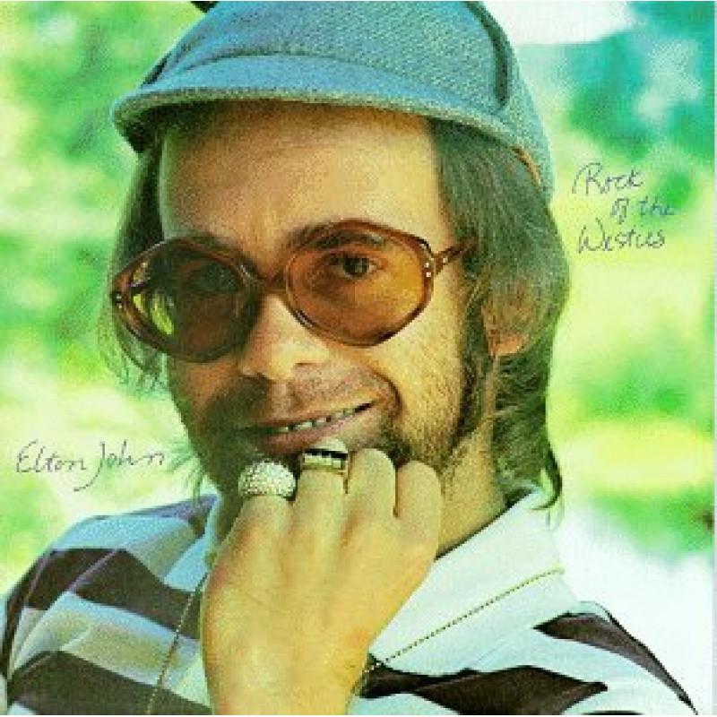 Elton John - Vinyl ROCK OF THE WESTIES