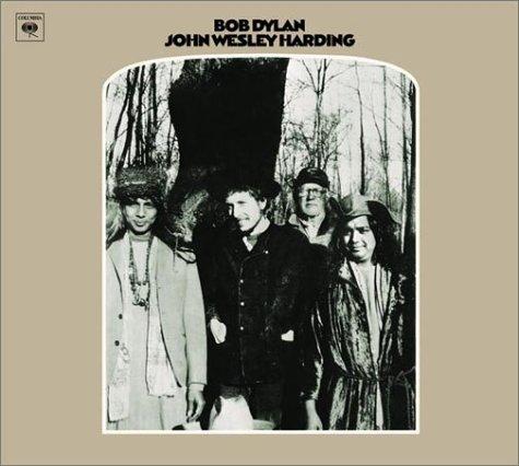 Bob Dylan - CD JOHN WESLEY HARDING