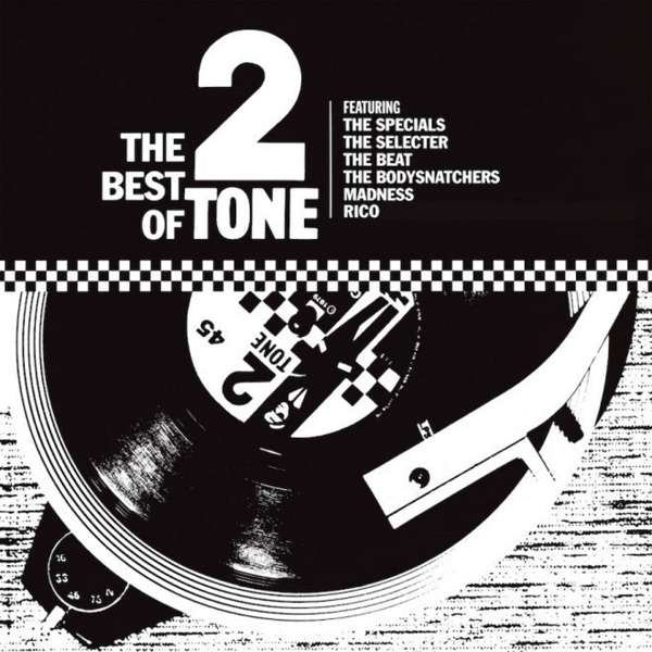 CD VARIOUS ARTISTS - THE BEST OF 2 TONE