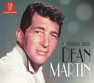CD MARTIN, DEAN - 60 ESSENTIAL TRACKS