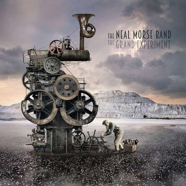 CD MORSE, NEAL -BAND- - The Grand Experiment