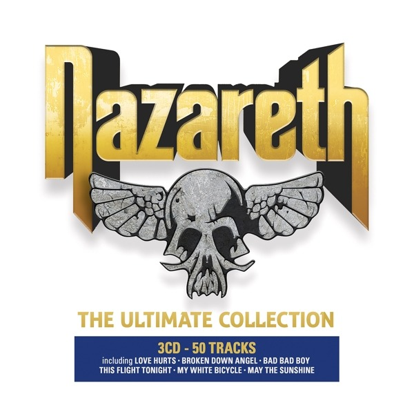 NAZARETH - CD THE ULTIMATE COLLECTION