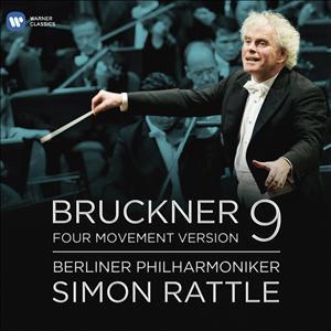 CD RATTLE/BERLIN PHILHARMONIC ORCHESTRA - SYMPHONY NO. 9