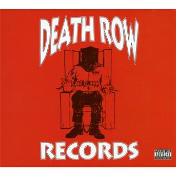 CD V/A - Death Row Singles Collection