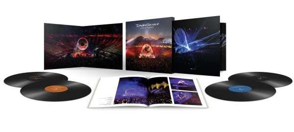 Vinyl Gilmour, David - Live At Pompeii