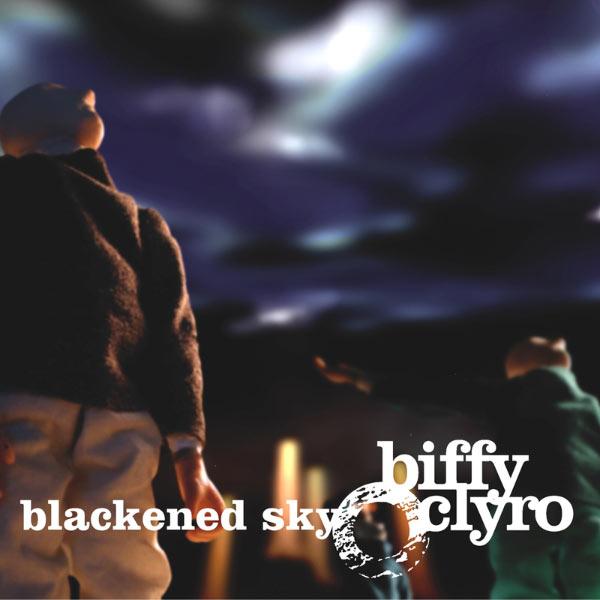 Biffy Clyro - CD BLACKENED SKY