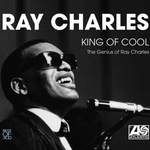 CD CHARLES, RAY - KING OF COOL: THE GENIUS OF RAY CHARLES
