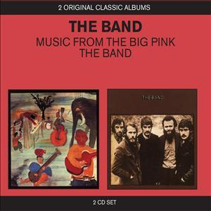 The Band - CD CLASSIC ALBUMS/LIM.