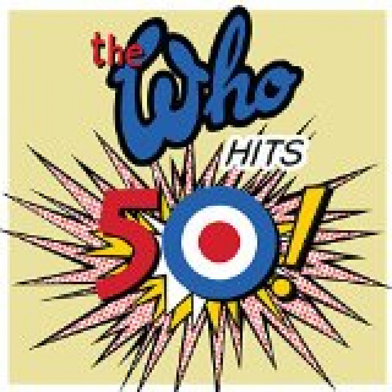 The Who - CD WHO HITS 50