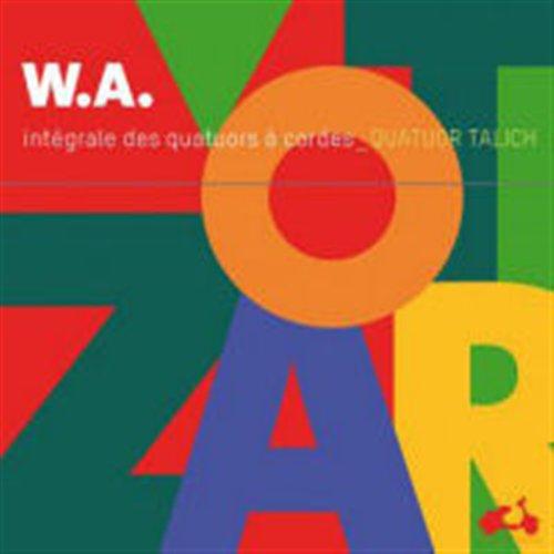 CD MOZART, W.A. - COMPLETE STRING QUARTET