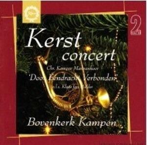 CD V/A - KERSTCONCERT