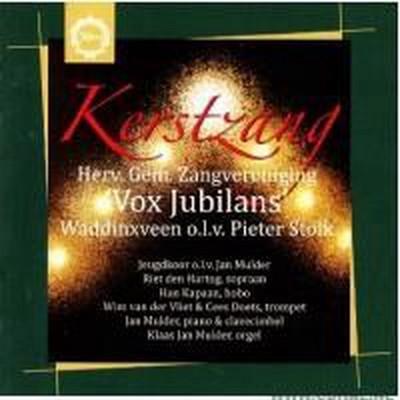 CD V/A - KERSTZANG