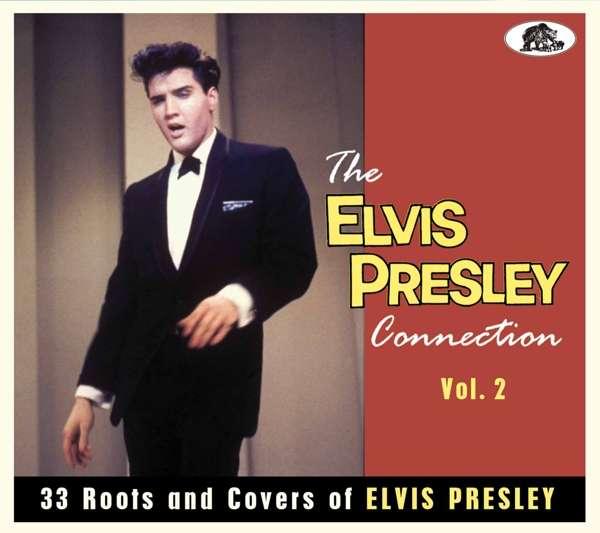 CD V/A - ELVIS CONNECTION 2