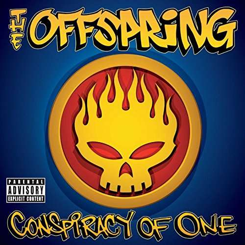 The Offspring - CD CONSPIRACY OF ONE