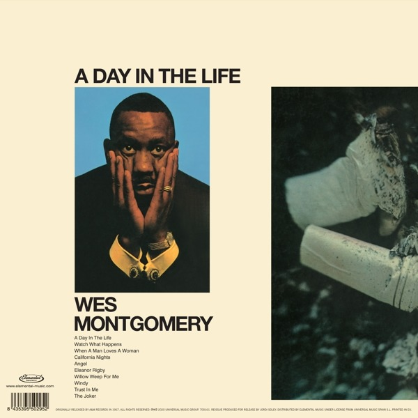Wes Montgomery - Vinyl A Day In The Life